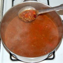 taco-soup-cooking