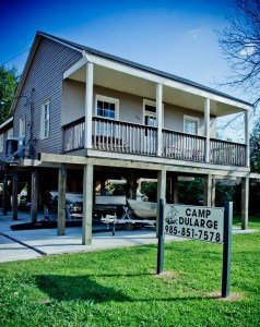Camp Dularge - Your overnight getaway on Bayou Dularge in Theriot, LA