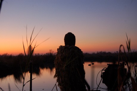Our First Youth Waterfowl Day