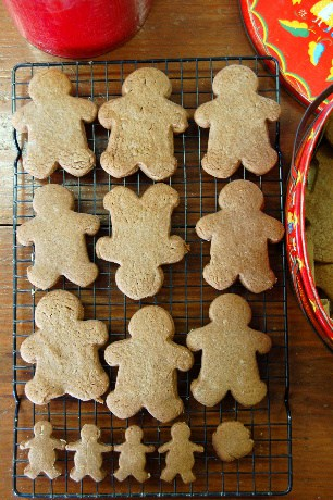 Gingerbread Bayou Boys