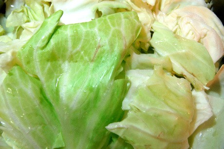 New Year's Cabbage