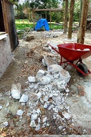 Broken Cement