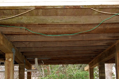 Newer joists