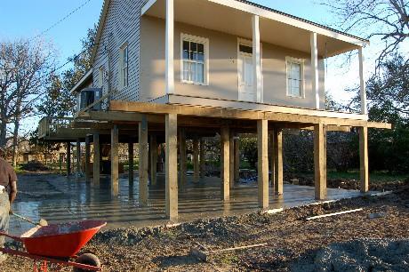 Concrete project