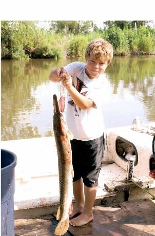 First garfish