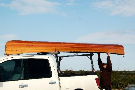 Homemade Canoe