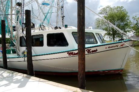 Buddy's Boat closeup