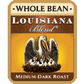 Louisiana Blend Medium