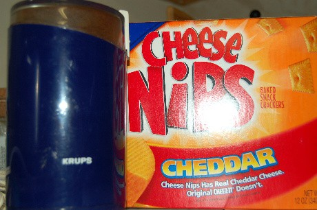 Cheese Nips
