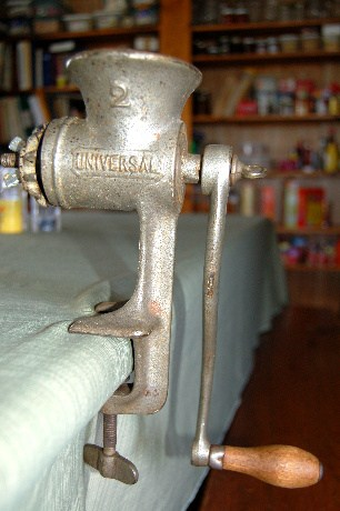 Food grinder