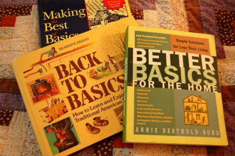 Back to Basics books