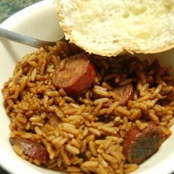 sausage-jambalaya