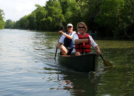 Paddle Bayou Lafourche