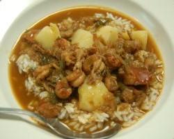 Crawfish-Stew