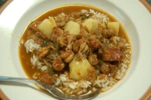 Crawfish-Stew