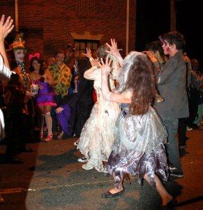 More Zombies Dancing