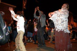 Dance it, Zombies!