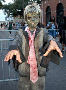 Young Zombie