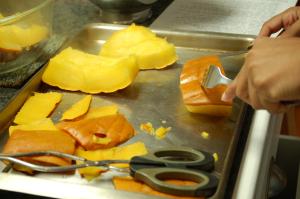 Peeling the Pumpkin