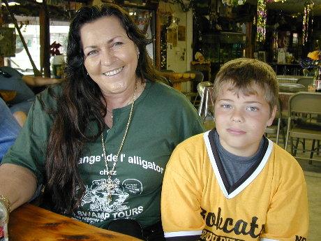 ZZ's mom and Termite