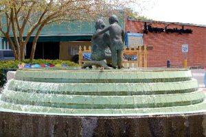 Houma Fountain