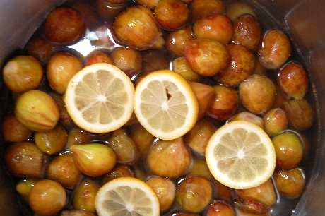 Fig Preserves