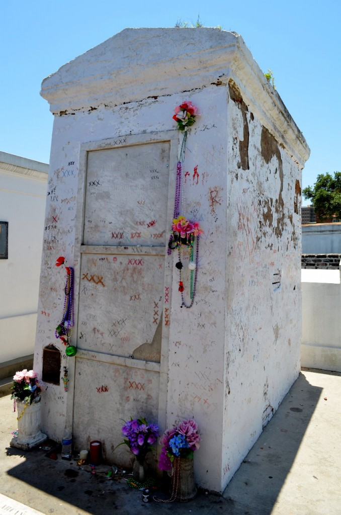 St. Louis Cemetery No. 1