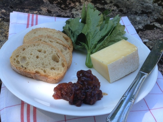 Fig Chutney from England by Way of Southwest France | Bayou Woman
