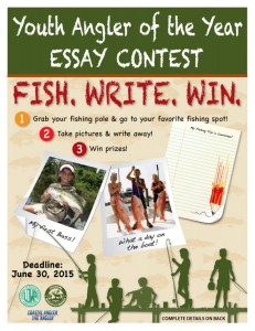 LOWA Youth Angler Essay Contest