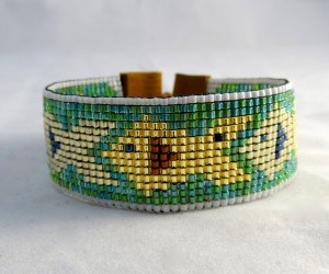Bayou Woman Fish Bracelet 003
