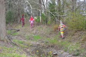 3 Mardi Gras Runners