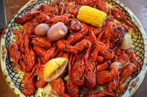 Termite's Boiled Crawfish