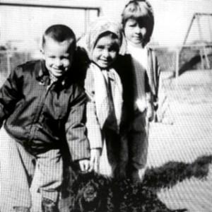 The actual siblings circa 1960s