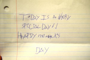 Note from Miah