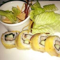 Maki-Sushi-Fried-Banana