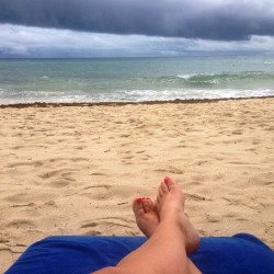 on-beach