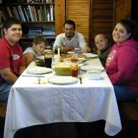 All 5 kids, circa 2004