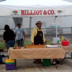 Billiot-tent