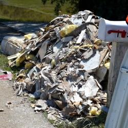 trash-pile
